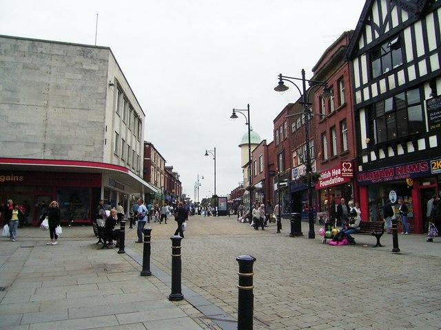 Henshaw Street
