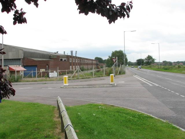 Factory on Cromer Road