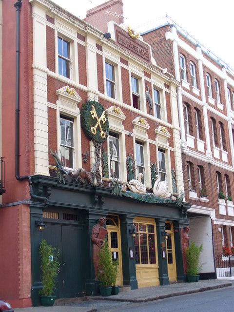 The Cross Keys, Lawrence Street