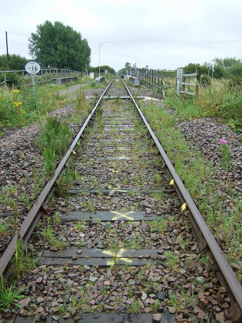 The Decaying Railway