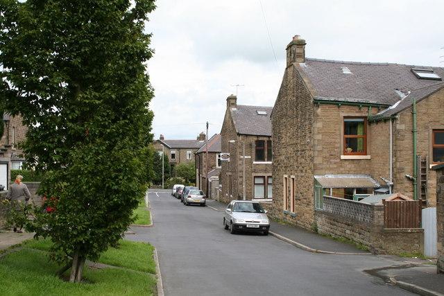 Richmond Road, Barnoldswick, Yorkshire
