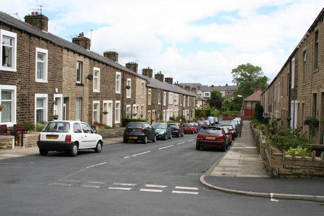Denton Street, Barnoldswick, Yorkshire