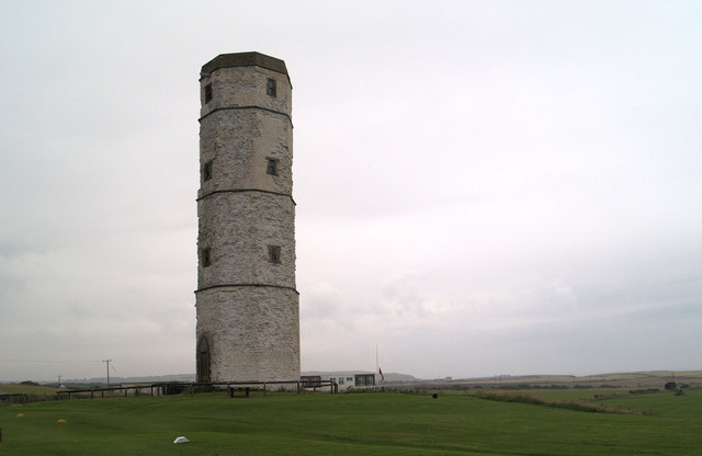 Chalk tower lighthouse b1669.