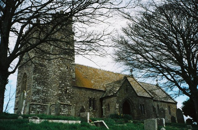 Shipton Gorge: parish church of St. Martin