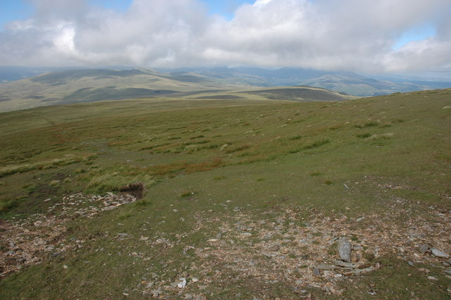 The northern slopes of Black Combe