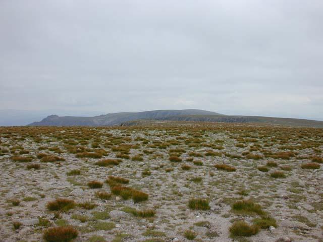 View south across Beinn a' Bhuird