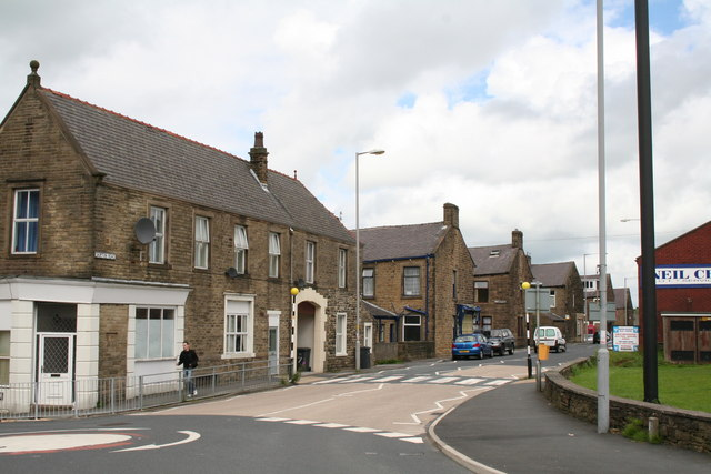 Skipton Road, Barnoldswick, Yorkshire