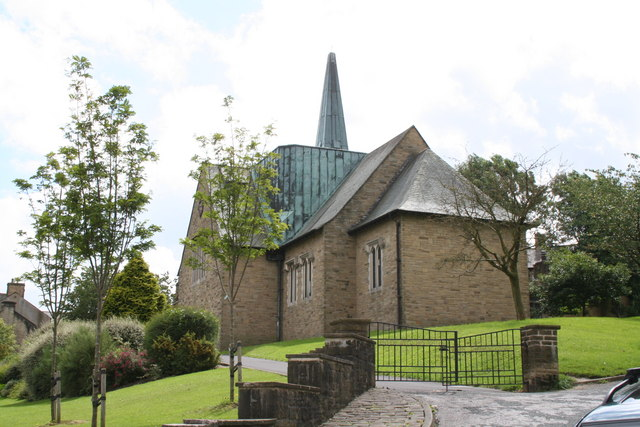 Holy Trinity Church, Barnoldswick, Yorkshire