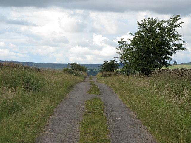 (Very) minor road near Bellingham