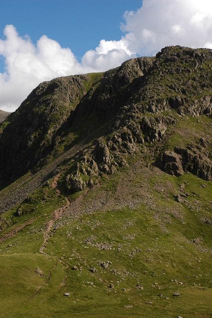 Kirkfell Crags