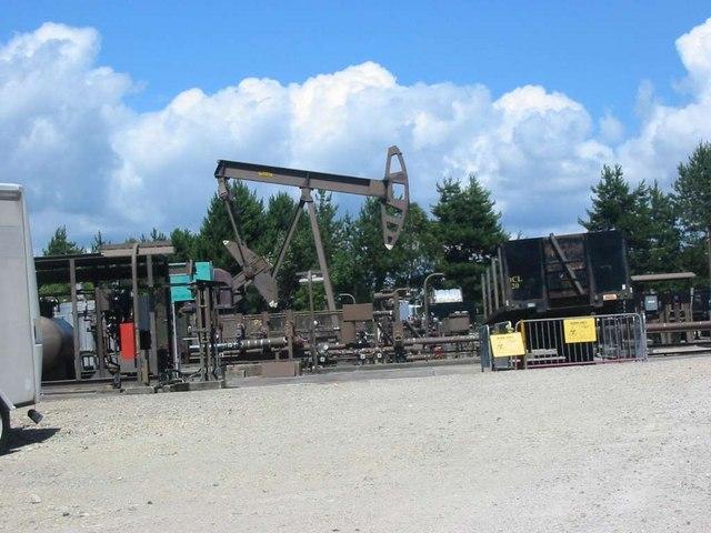Wytch Farm Oil Wells