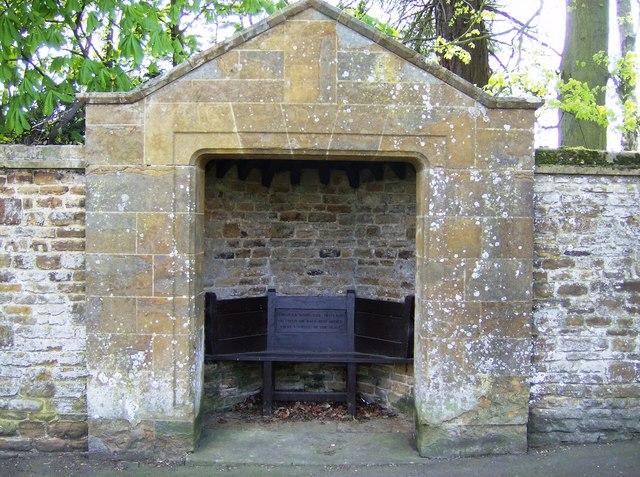 Seat in Farthingstone