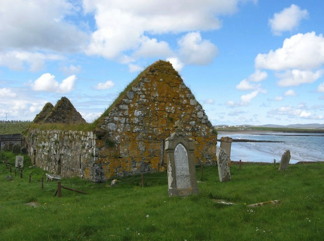 St Columba's Church, Aignish (Eaglais Na H-Aoidhe)