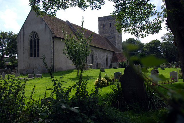 The Church of St. Mary Magdalene, Monkton, Kent