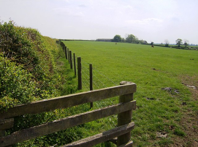 Towards Maidford Grange