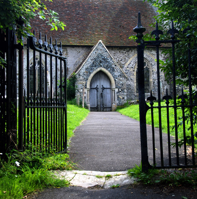 The Church of St. Mary Magdalene, Monkton, Kent