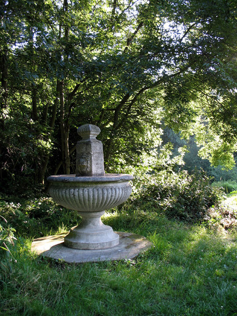 Disused Drinking Fountain