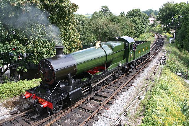 Buckfastleigh: at Buckfastleigh Station