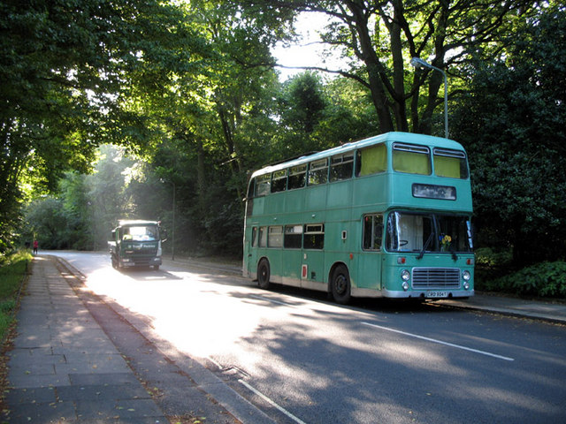 Travellers Bus