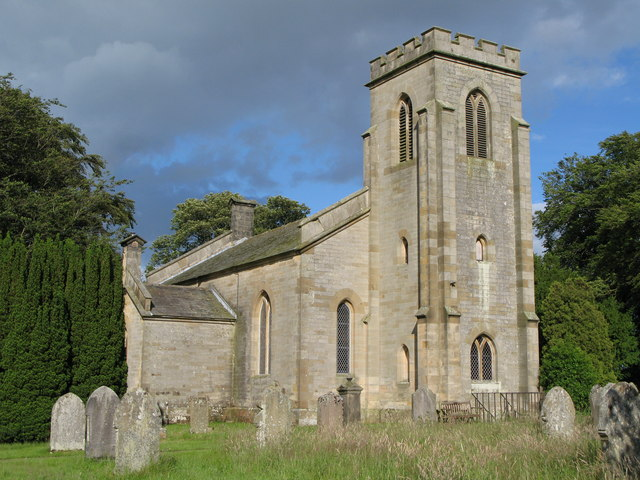 St. Michael's Church, Wark