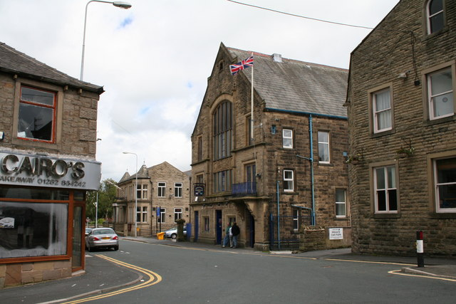 The Conservative Club, Barnoldswick, Yorkshire