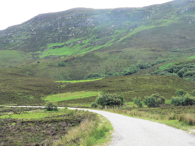 Another Highlands A road!