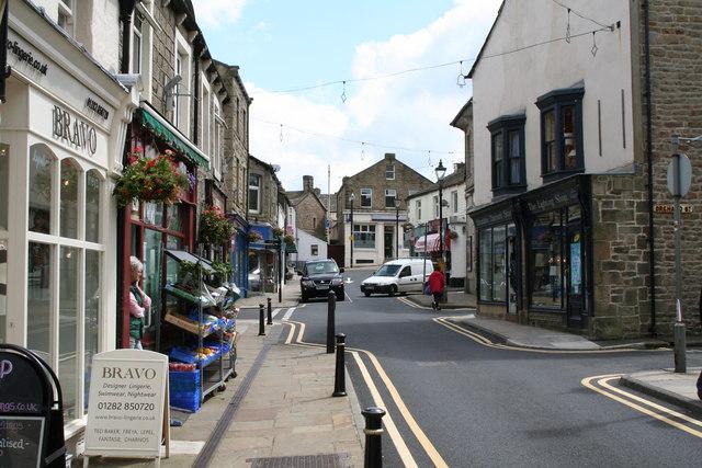 Newtown, Barnoldswick, Yorkshire