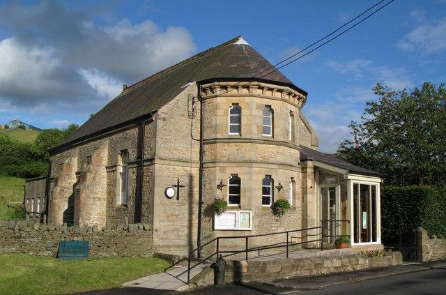 Catton Chapel