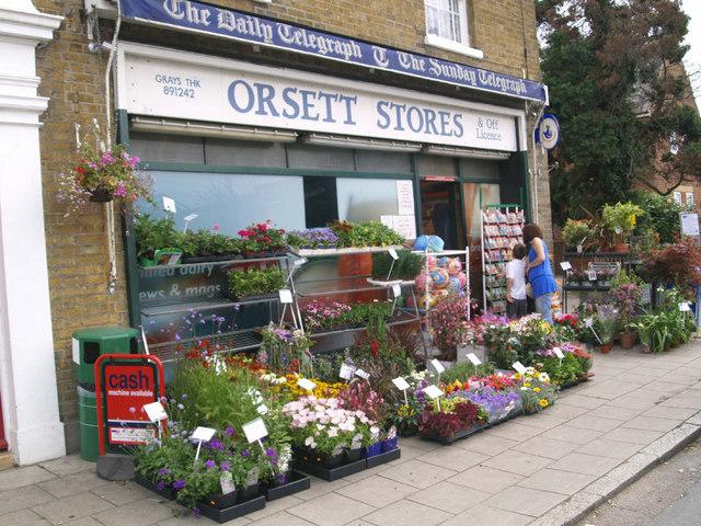 Orsett Stores, Orsett