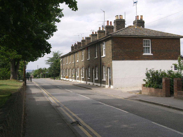 Terraced Cottages, Orsett