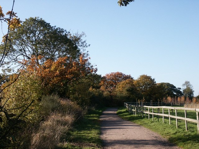 Bridleway, Cherry Orchard Country Park