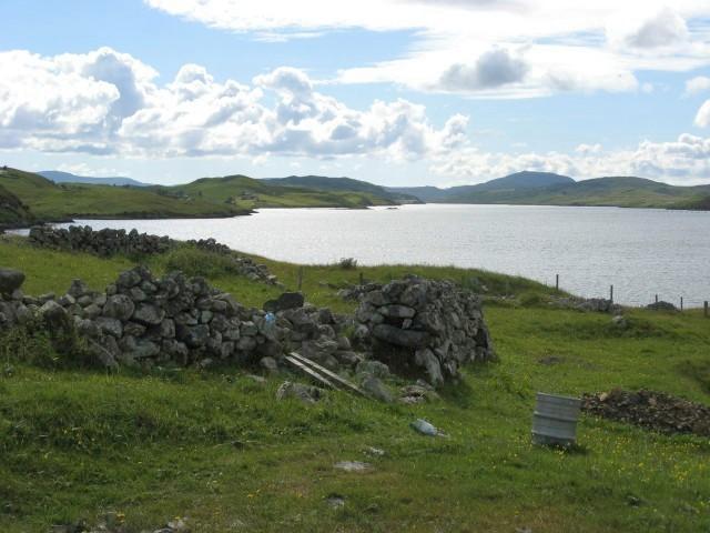 Loch Èireasort, looking west