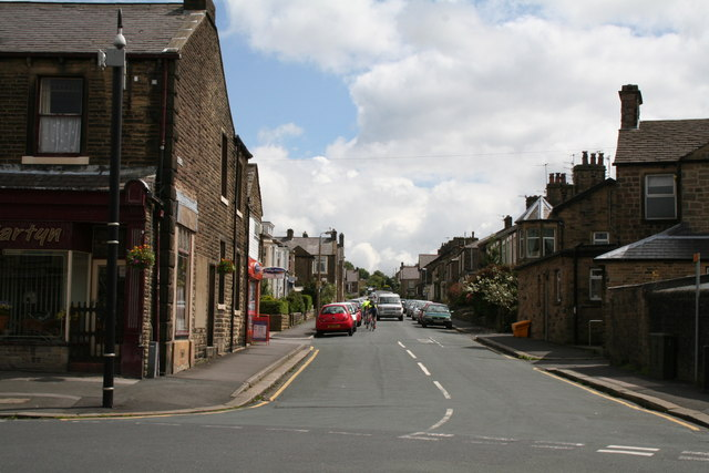 Park Road, Barnoldswick, Yorkshire