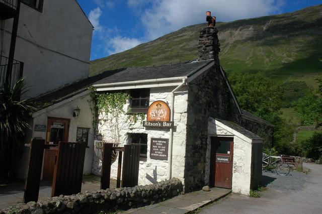 Ritson's Bar, Wasdale Head Inn