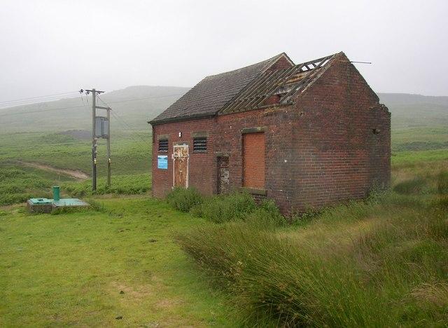 Water borehole, Meltham