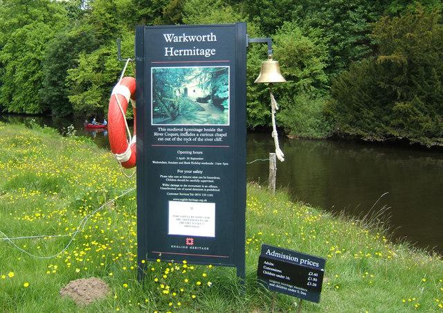 Hermitage Warkworth