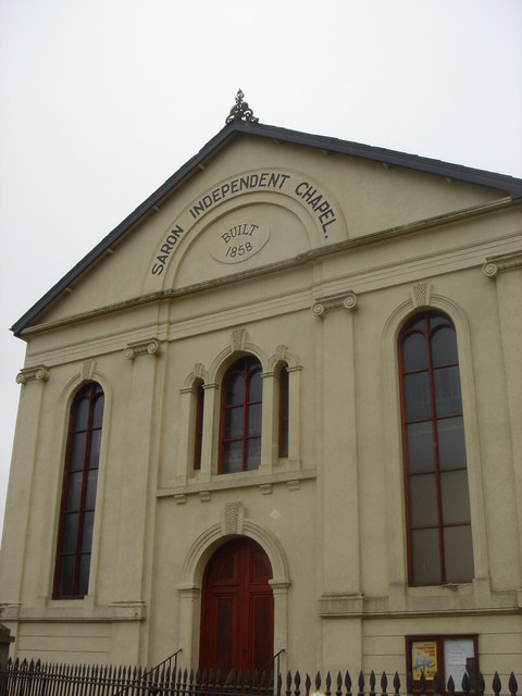 Saron Independent Chapel Tredegar