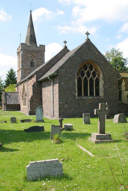 All Saints Church, Newtown Linford