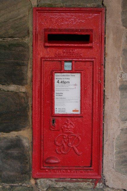 George VI Postbox, Melbourne