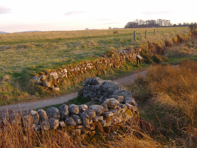 The Well of the Dead, Culloden Moor
