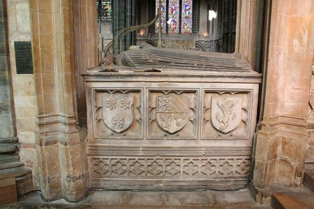 Prior Wymbush tomb