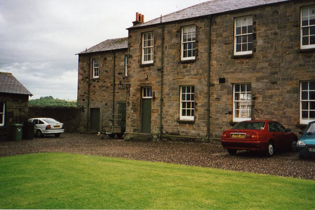 Former SYHA Youth Hostel at Blackness Castle
