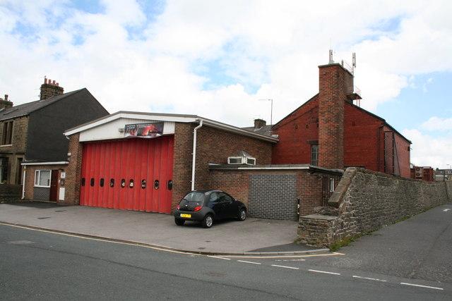 Barnoldswick Fire Station