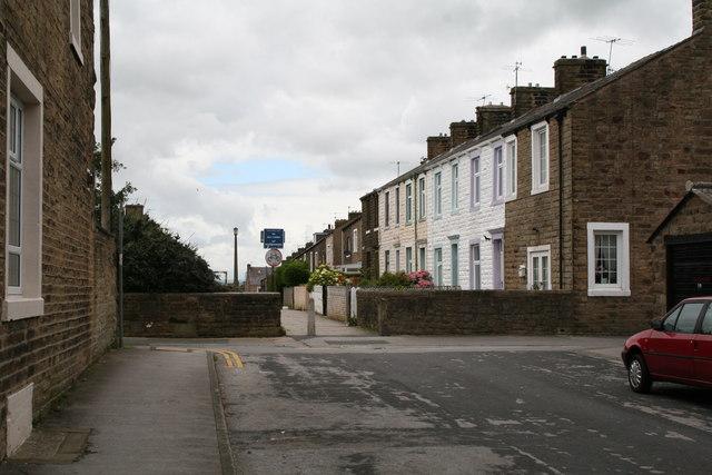 North Avenue, Barnoldswick, Yorkshire