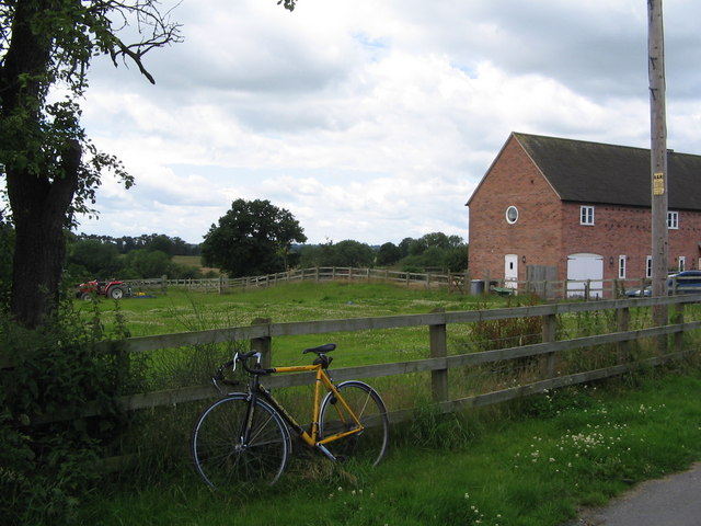 Wood Farm, off Middlewich Road