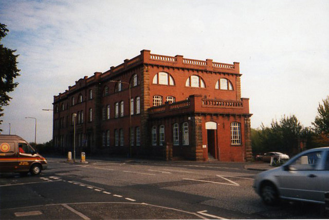 Former temporary Youth Hostel, Portobello, Edinburgh