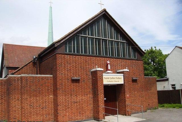 Saint John Fisher Church
