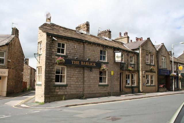 'The Barlick', Church Street, Barnoldswick