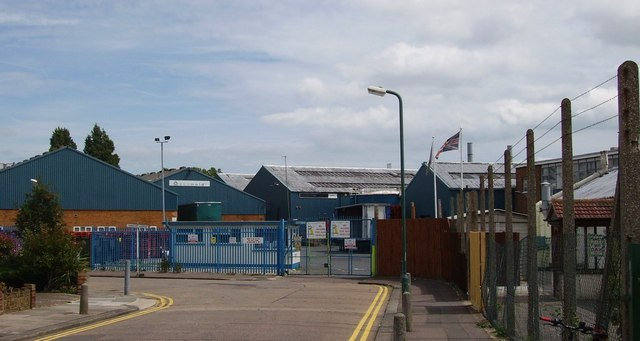 EcoMold factory in Thornford Gardens
