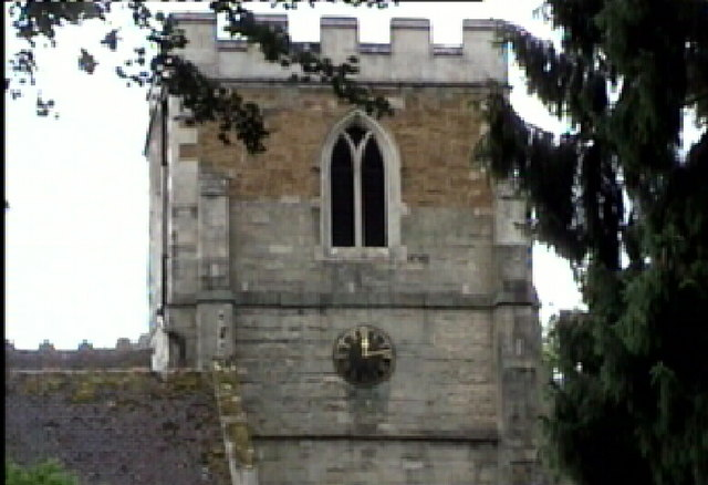 Great Glen Church Tower